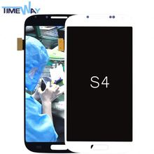 cheap high copy for samsung s4 mini i9190 lcd and digitizer assembly(without frame)