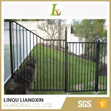 Various Colors Available Eco-friendly Korea Raw Material Main Entrance Gate Design