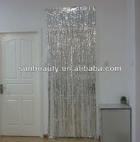 Home and Party Decorations Shimmer Door Curtains