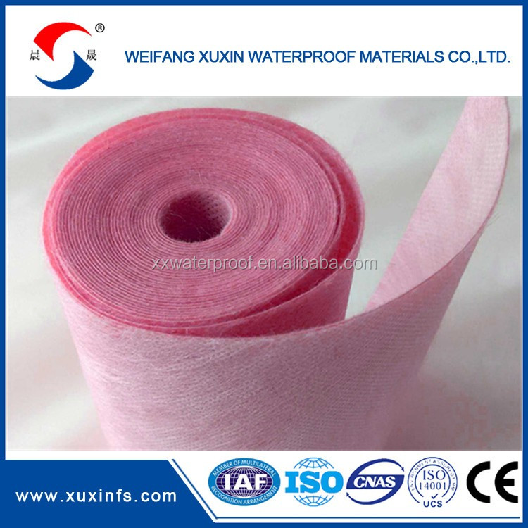 Synthetic roof underlayment manufacturer