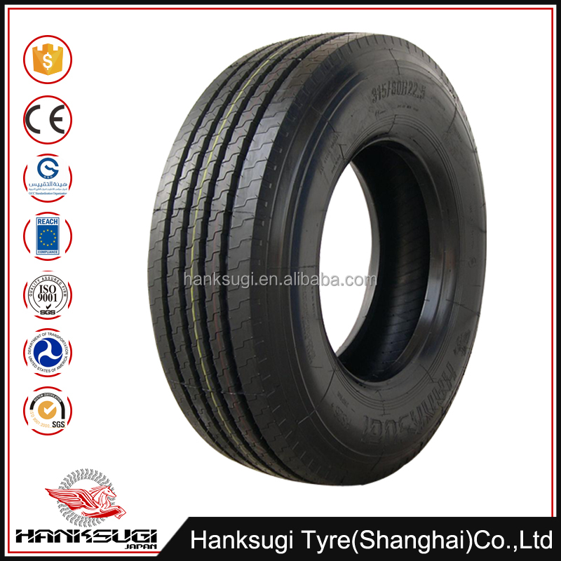 Solid structure 255/70r19.5 cargo truck tire used truck rims