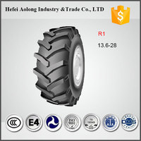 R1 tread new cheap agricultural tractor tires 13.6x28