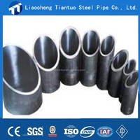 grade C40,C45,C50,42CrMo4,S355,16MnCr5 Carbon Steel Seamless pipes