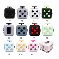 New Relax Fidget Cube Toy Relieves