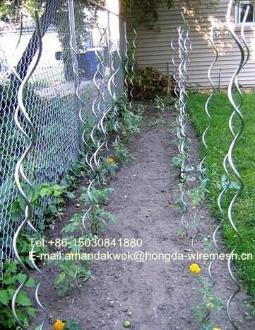 Подвязки для растений своими руками