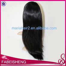 factory price natural color wholesale synthetic hair wig