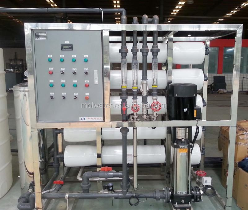 Pure Industrial Ro Drinking Water System Purification