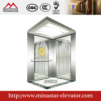 Cheap price passenger lift elevator for 8 person passenger elevator