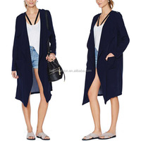 Women apparel latest design spring/autumn casual ladies coat 2014