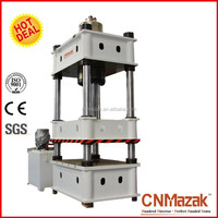 finely processed machine coconuts second hand hydraulic press for aluminum Y32-315T