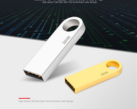 Mini usb memory stick pendrive 4GB 8GB 16GB 32GB Metal USB Flash