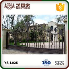 Metal Modern Philippines Gates And Fences Design Hot Sale On Alibaba.Com