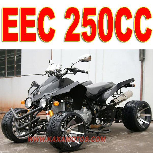 250cc EEC Racing ATV