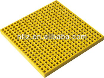 mini mesh molded grating frp,frp product