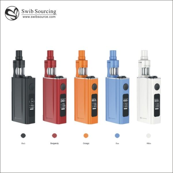 wholesale 100% original Newest released Joyetech electronic cigarette /JOYE eVic VTwo with CUBIS Pro