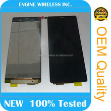 original LCD display screen for Sony Xperia Z3 D6653,made in China