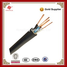 No.4699- 0.6/1kV Low voltage PVC insulated PVC sheathed Electric Cable 4 core 10mm pvc cable