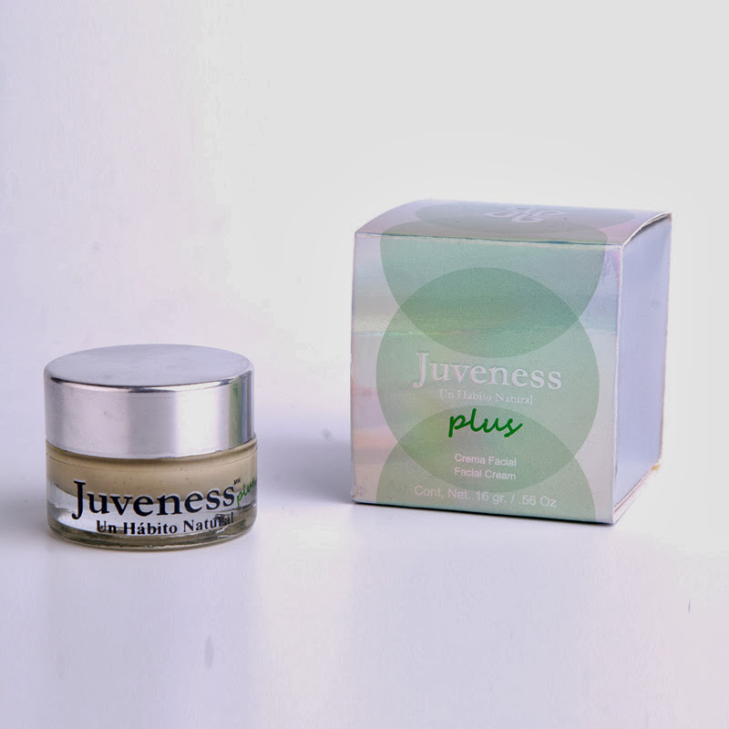 JUVENESS PLUS - FACE CREAM