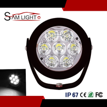 70W 6inch CREEs led work Driving light ,led working headlight lamp for offroad vehicles SUV 4wd camping
