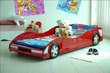Michael Racing Car Bed
