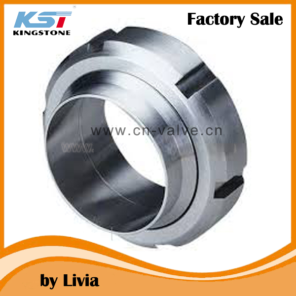 High quality sanitary union pipe fitting