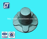 China Alloy steel precision forging parts