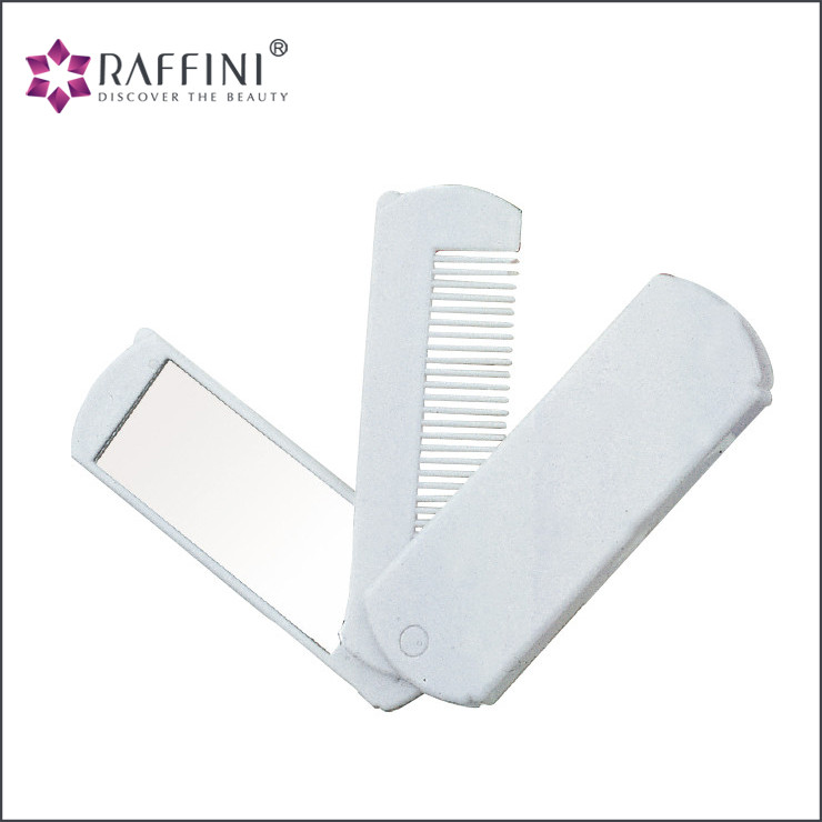 Alibaba hot sale perfect combination Mirror With Comb