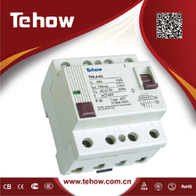 THL4-63 2P Rated Current 40A 100mA AC415V RCCB