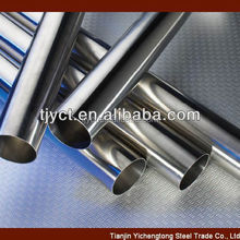 201 304 stainless steel pipe for handrail