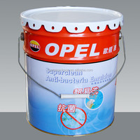 tin can for paints 0.1L-25L, UN approved( DG pail), exported to more than 45 countries