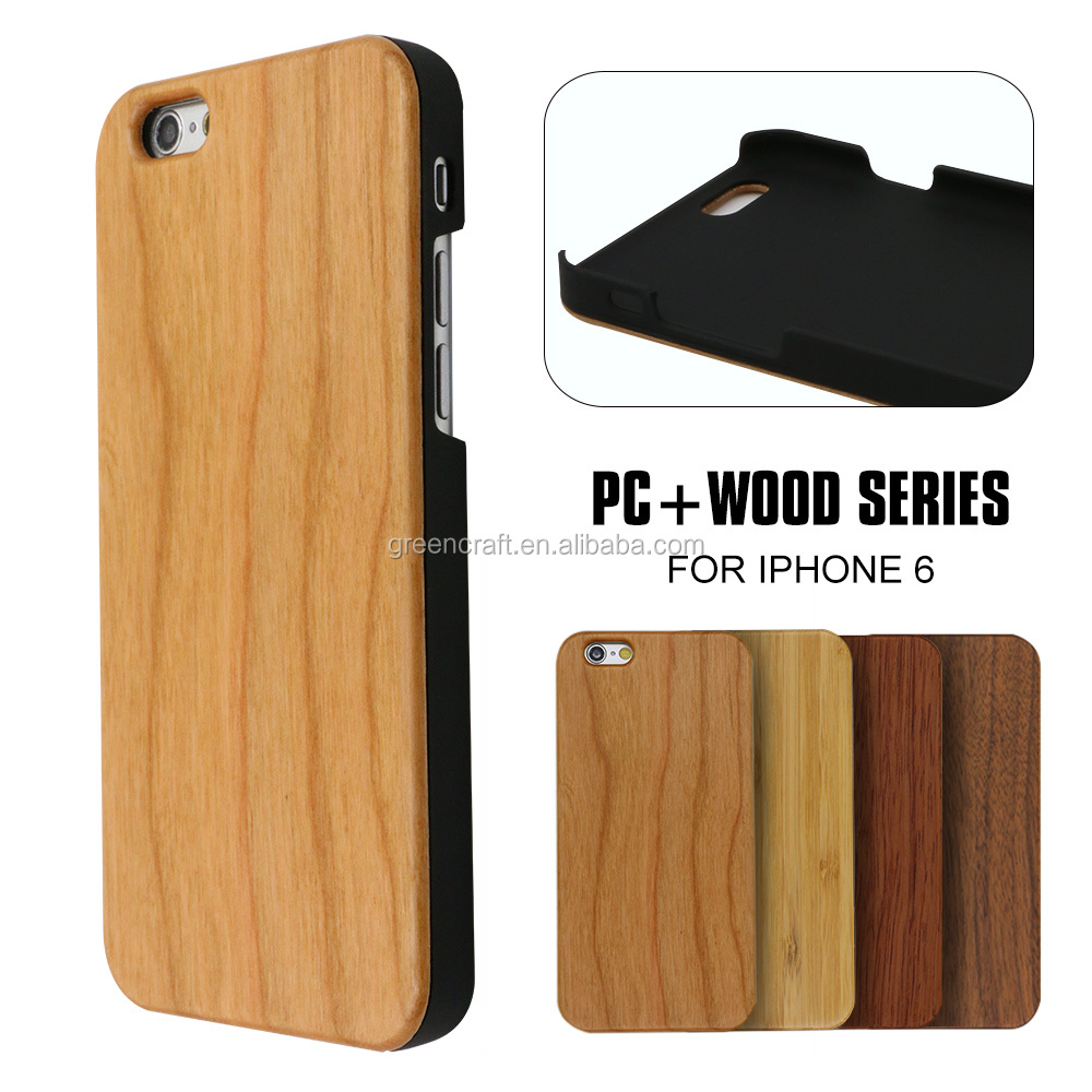 Wholesale Customized Blank Wood For OEM Iphone Case