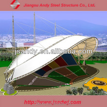 Hot Sale! New Product Car Parking Membrane Structure, Car Awning, Awnings, Parking Shed
