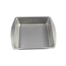 Professional manufacturer square cake pan baking tin/baking form with Quality Assurance