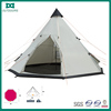 Hot selling 6 man family india tent for 6 person