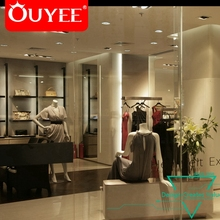 High End Retail Brands Showroom Furniture Clothing Shop Interior Design