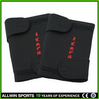 Basketball Bamboo Fiber Charcoal Knee Brace Support