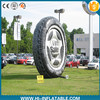(Qi Ling) giant inflatable tire model