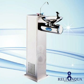 Freestanding Drinking Water Fountain