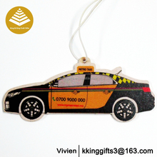 Promotion gifts wholesale paper custom scents funny shoe shaped car vent air freshener