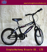 "sport mountain 16"" kids bike with high quality"