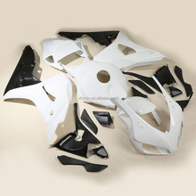 Unpainted White Injection Fairing Bodywork For Honda CBR 1000RR CBR1000RR 06 07