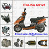 good credit supplier of motorcycle parts for ITALIKA CS125 with best and stable quality