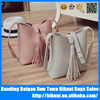 Fashion PU Leather Women Lady Shoulder Bag Bucket Bag Wholesale Cheap