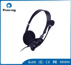 Best quality latest operator headsets for telephone