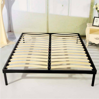 New fashion solid classic wooden bed