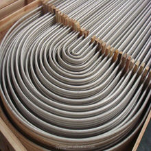 Metal bending tube for chair frame,aluminized bend tube