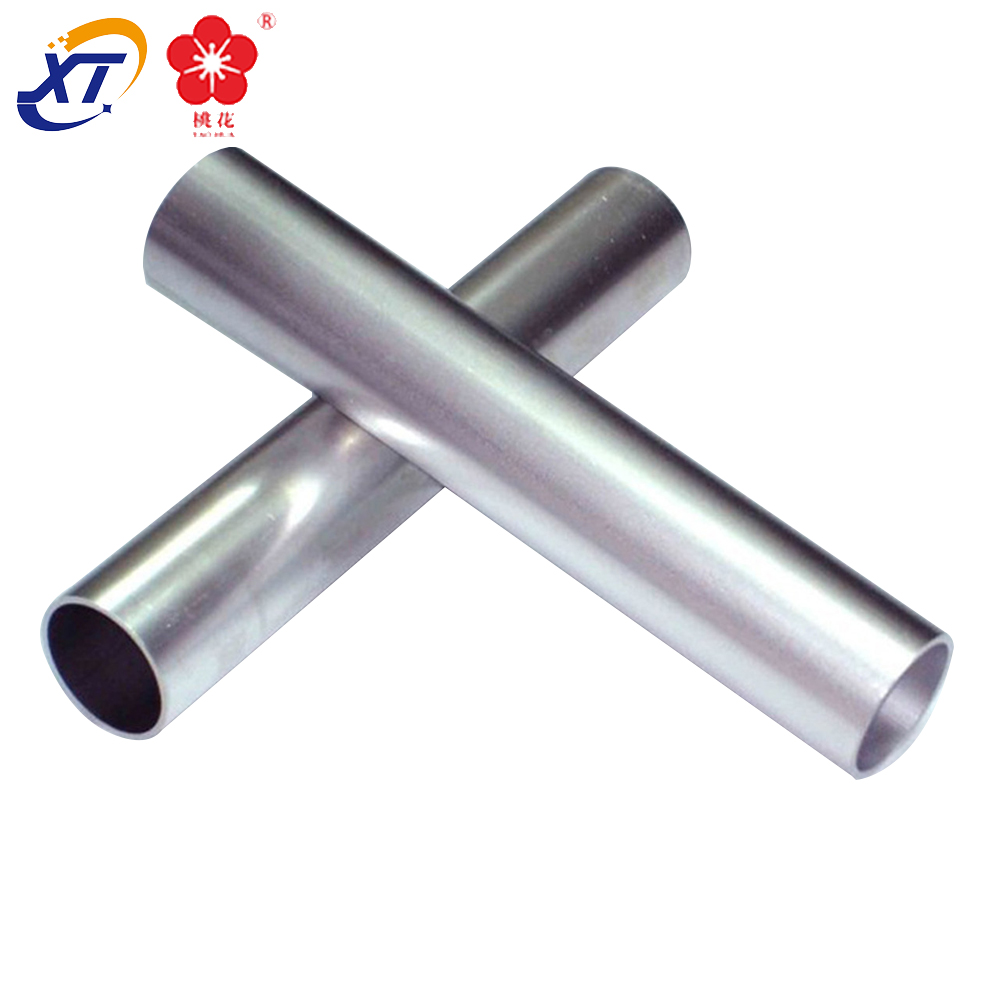 40mm 30mm 29.8mm 27mm Polished Bright oxidizing aluminum pipe manufacture