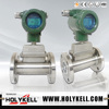 Holykell HLY analog output turbine water liquid flowmeter