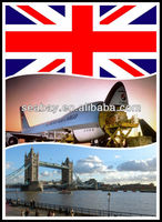 Air Freight to Britain from China