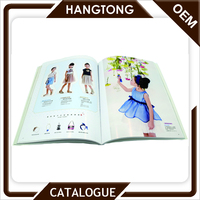 Printed Catalogue and Brochure Instruction Book Printing